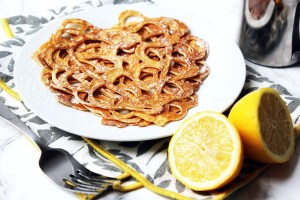 Lace Pancakes are the perfect breakfast or brunch for that someone special on Valentiens Day, at the weekend, for a birthday treat or just because!