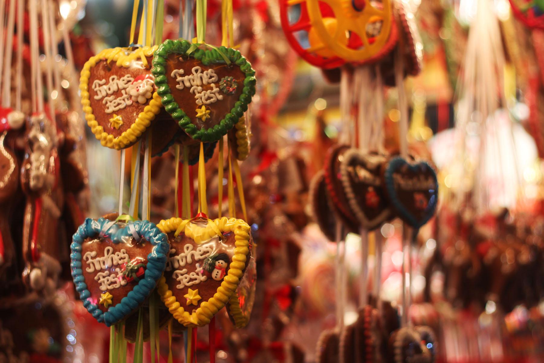 10 Reasons to visit Heidelberg's Christmas Markets