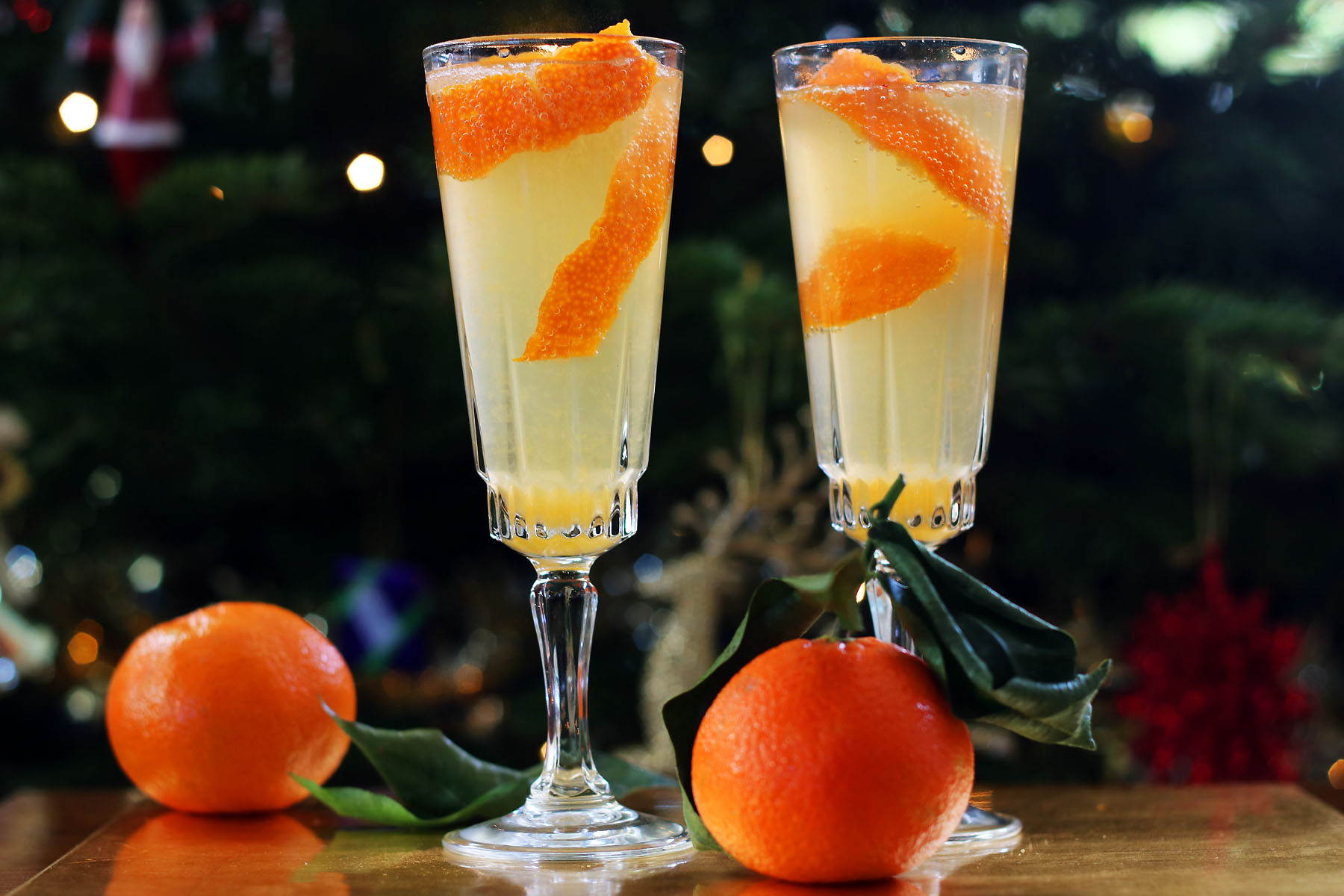 Clementine Mimosa
