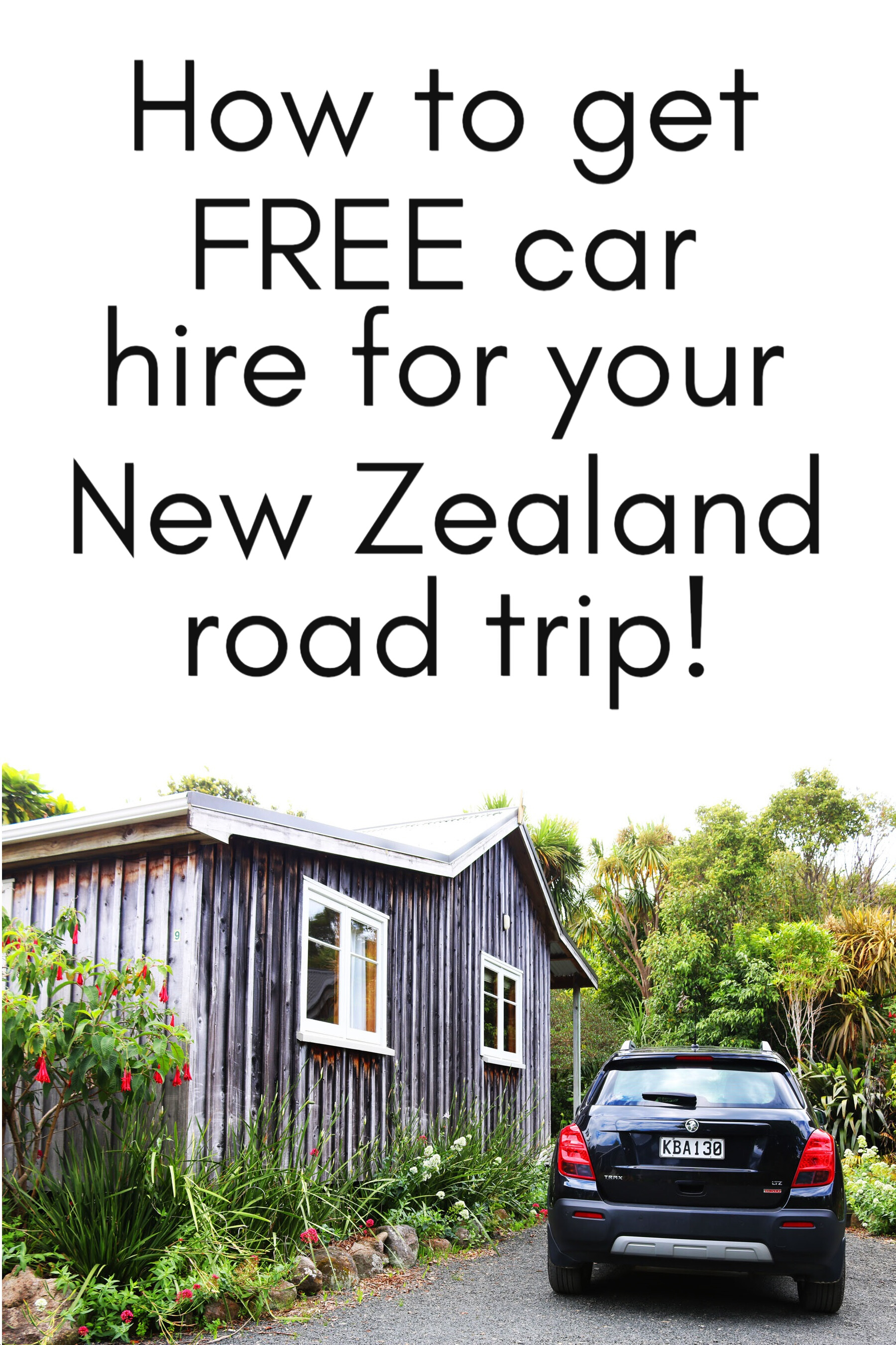 How to get free and cheap car hire in New Zealand