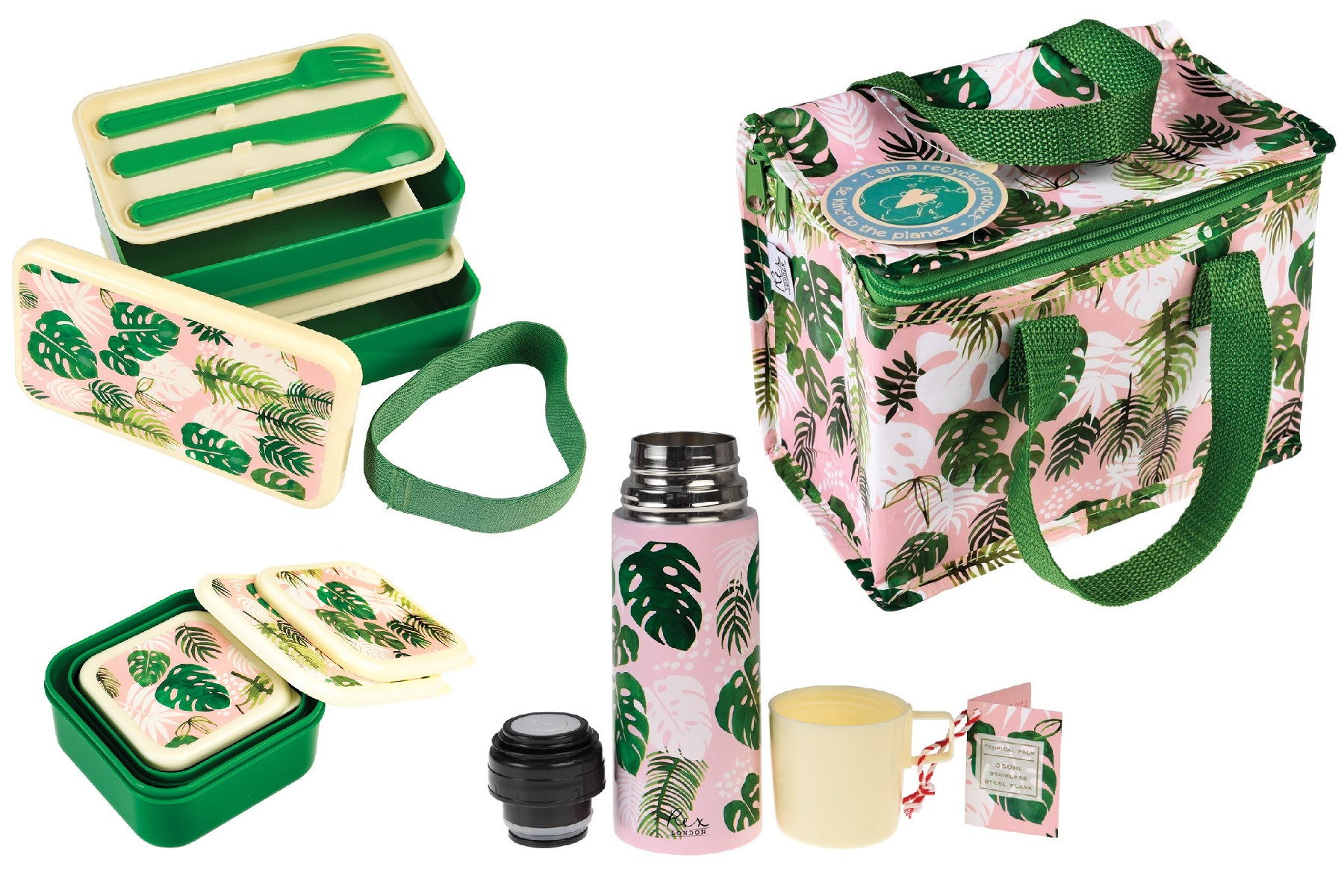 WIN a Rex London Tropical Palm Picnic Bundle