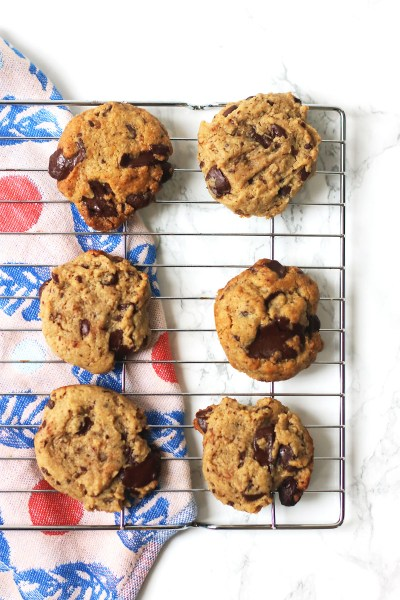 Vegan Chocolate Chip Cookies 3