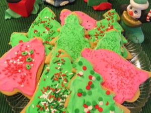 Cutout Cookies Royal Icing Meringue Powder