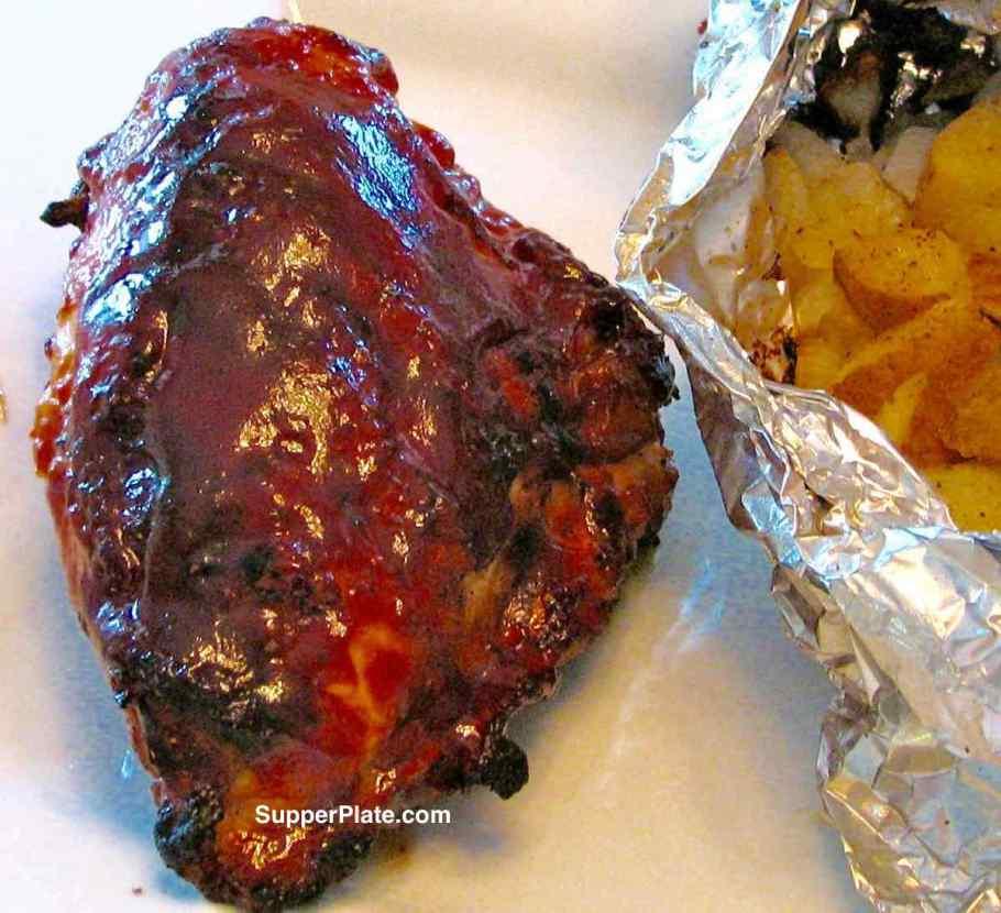 BBQ Grilled Chicken Final