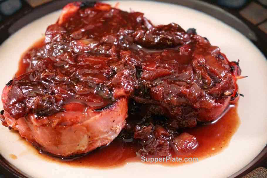 Wood Smoked Pork Medallions