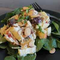 Chicken Salad with Apples (21-Day Fix Inspired)