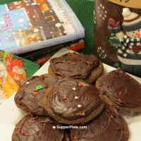 Soft Chocolate Drop Cookies
