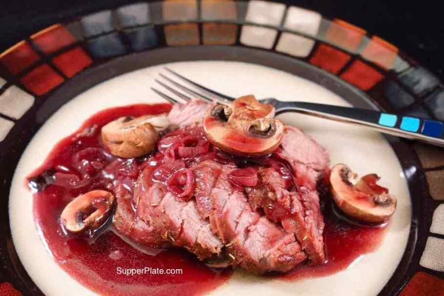 Marinade Beef Tenderloin