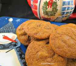 Ginger Snap Cookies cover picture