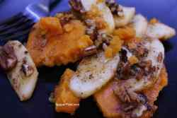 Sweet Potato and Apple Casserole Cover