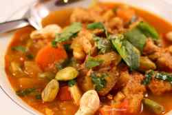 Chicken Curry Soup cover