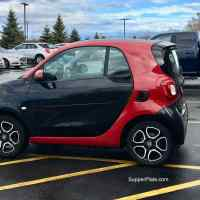 Wordless Wednesday and Smart Car