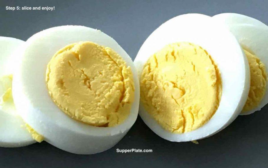 Cuisinart Egg Cooker hardboiled eggs