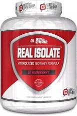 real isolate body en gymshop