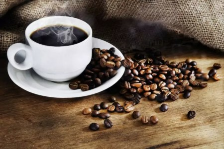 cafeine afvallen