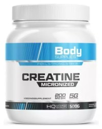 creatine micronized body supplies