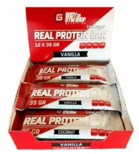 real protein bars