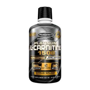 MuscleTech Platinum 100% L-Carnitine 1500