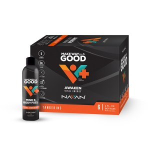Packed with adaptogens that help fight fatigue and enhance mental performance.