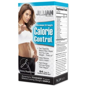 Jillian Michaels Calorie Control Supplement