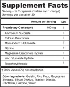 Amberen-ingredients