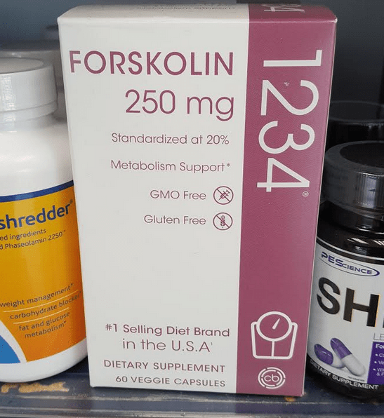 Coleus forskohlii-Plectranthus-barbatus-weight-loss-research