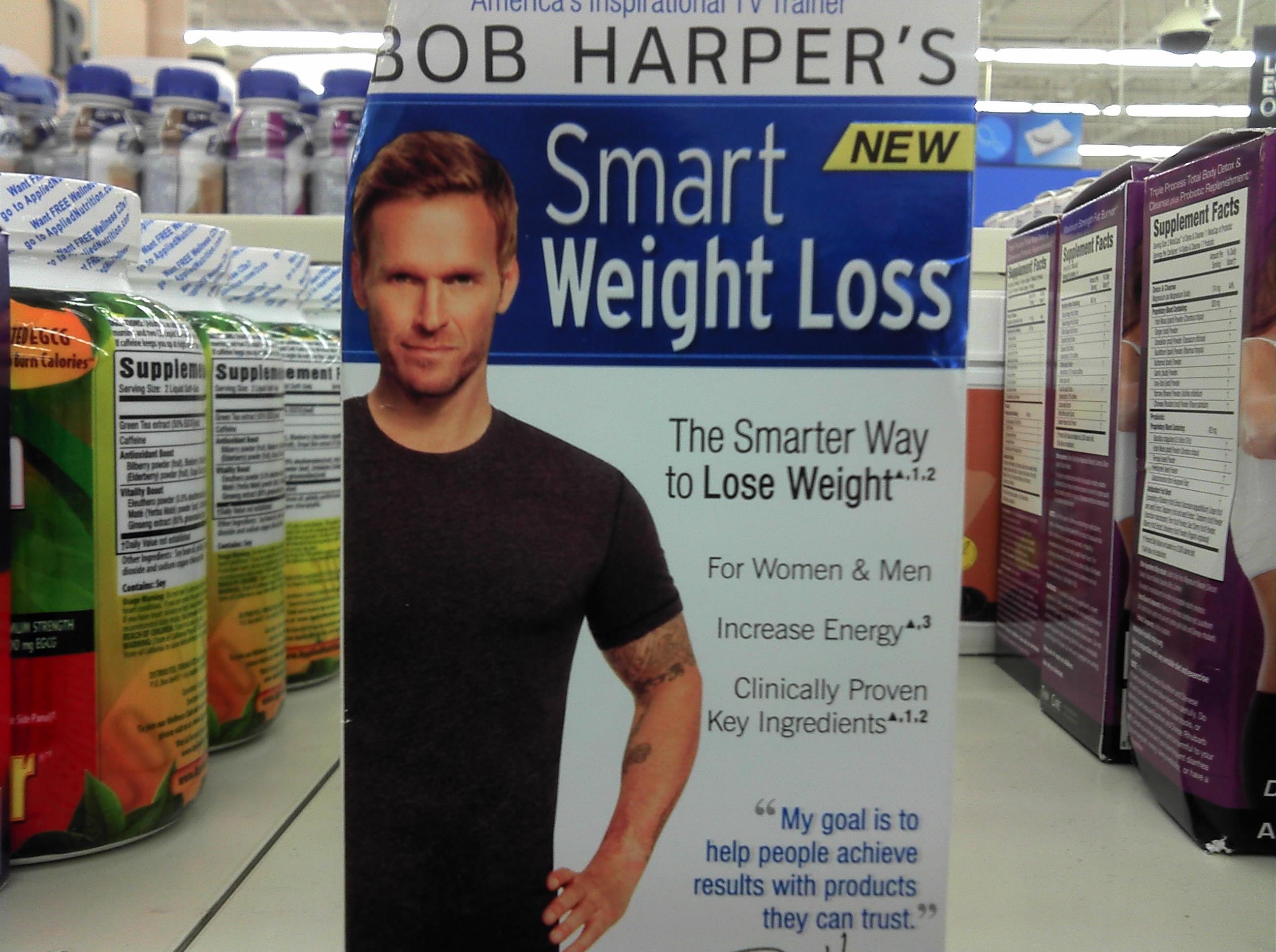 Bob Harper Smart Weight Loss Review Supplement Clarity