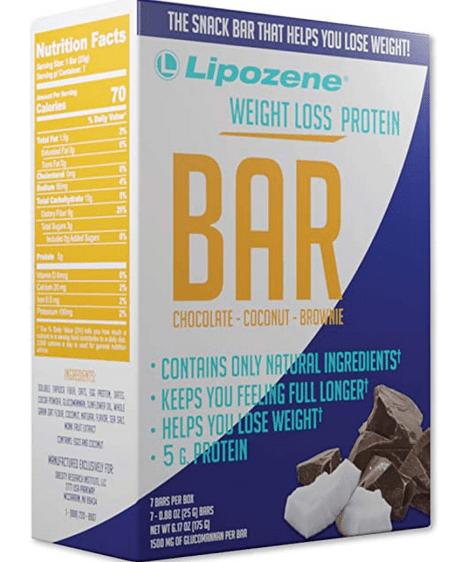 Lipozene Bar