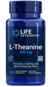 L Theanine Life Extension