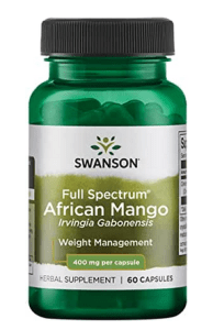 Swanson Irvingia Gabogenesis IGOB131 African Mango