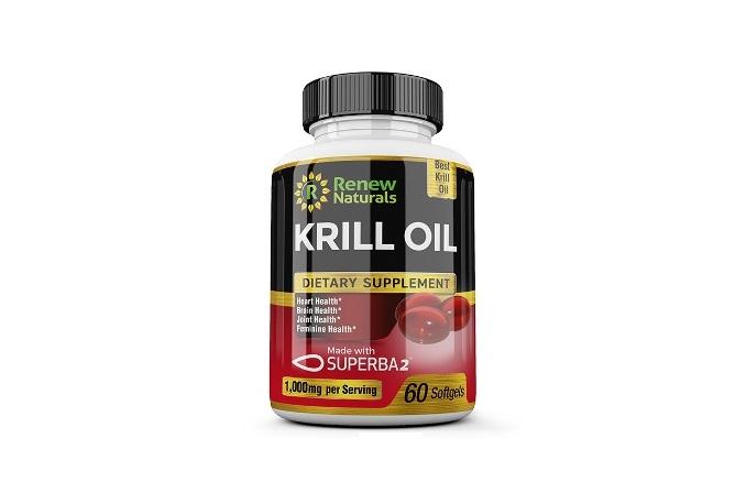 Renew Naturals Krill Oil