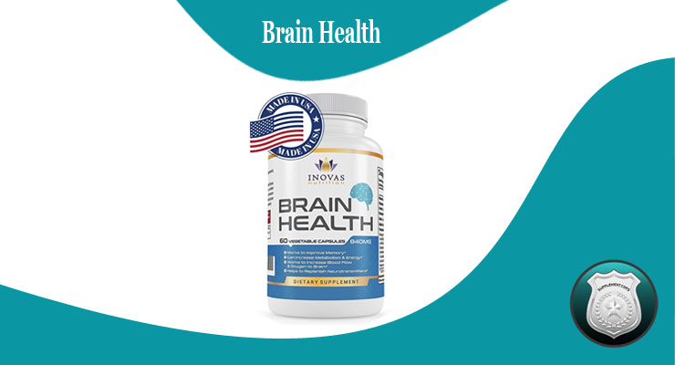 Inovas Nutrition Brain Health