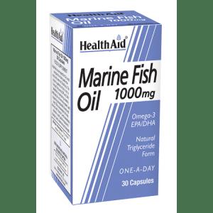 HealthAid Marine Fish Oil 1000mg