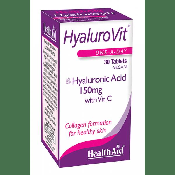 803337 hyalurovit 30 tabs healthaid 700x700 1