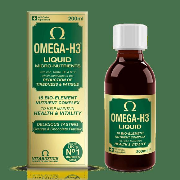 Omega H3 Liquid (green)