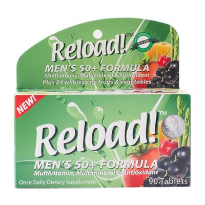 RELOAD MENS 50 FORMULA