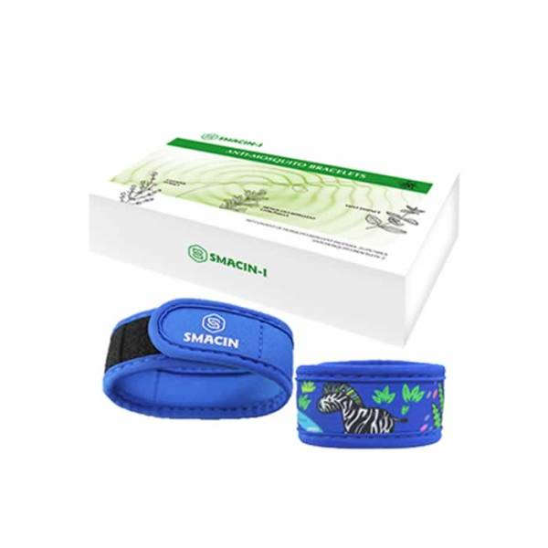 SMACIN-I Anti-Mosquito Bracelets