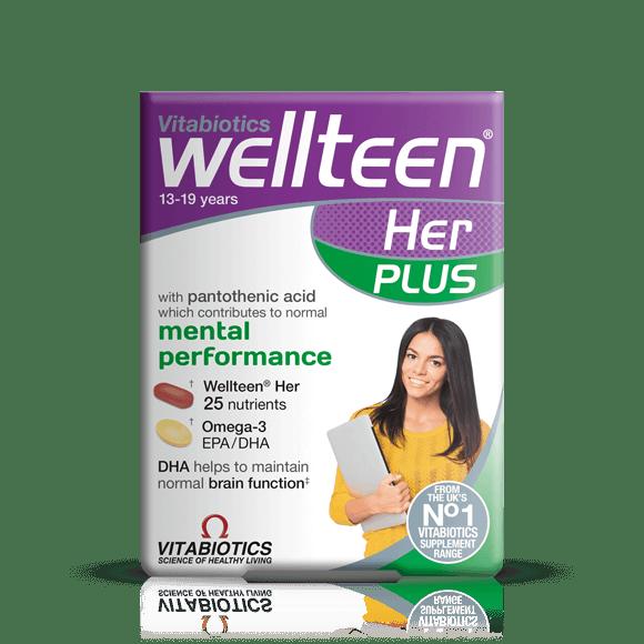 Wellteen Her Plus