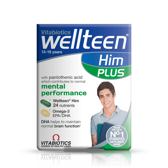 Wellteen Him Plus
