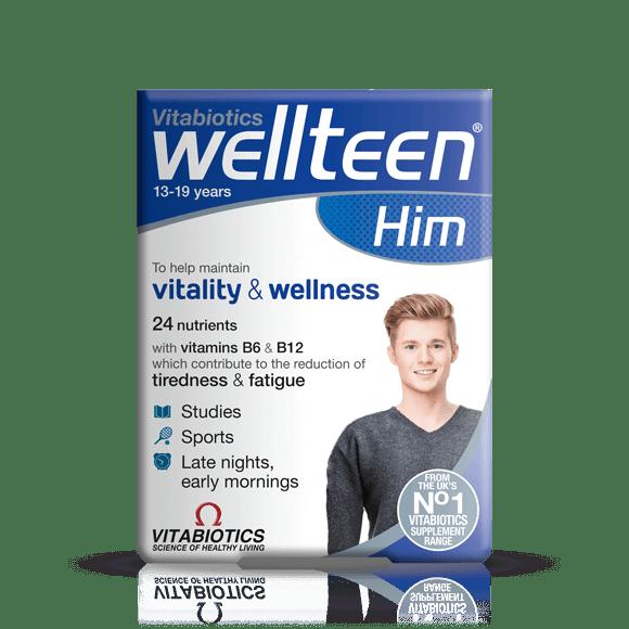 Wellteen (Him)