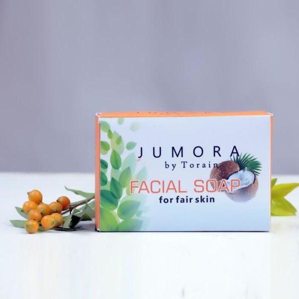 Jumora Facial Soap For Fair Skin