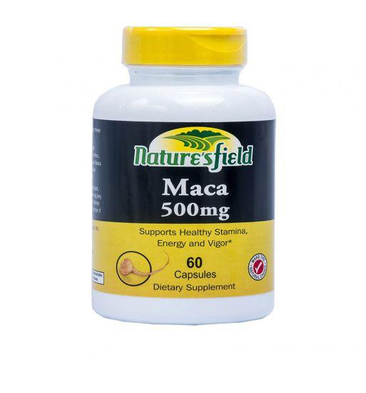 Nature's Field Maca (500mg)