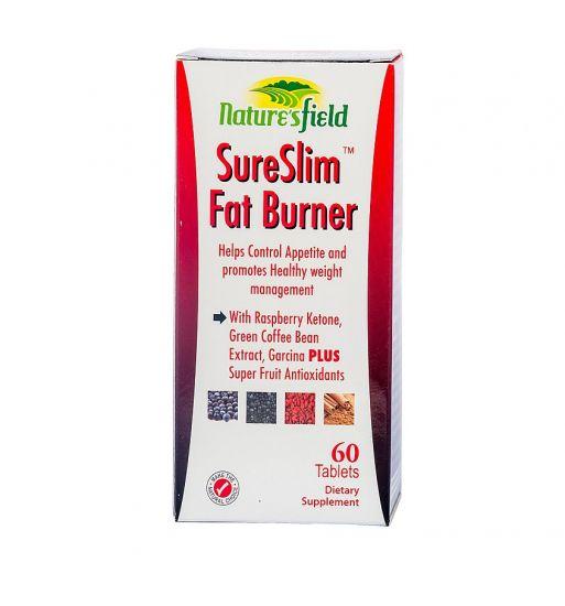 Nature's Field SureSlim Fat Burner