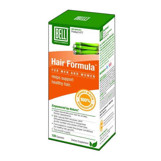 Bell Hair formula