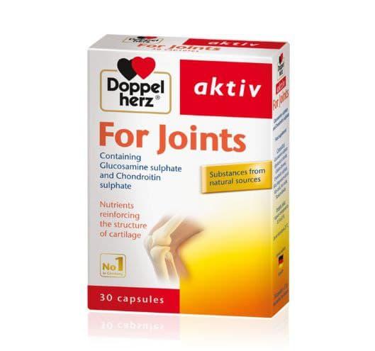 Doppelherz For Joints - 30 Caps