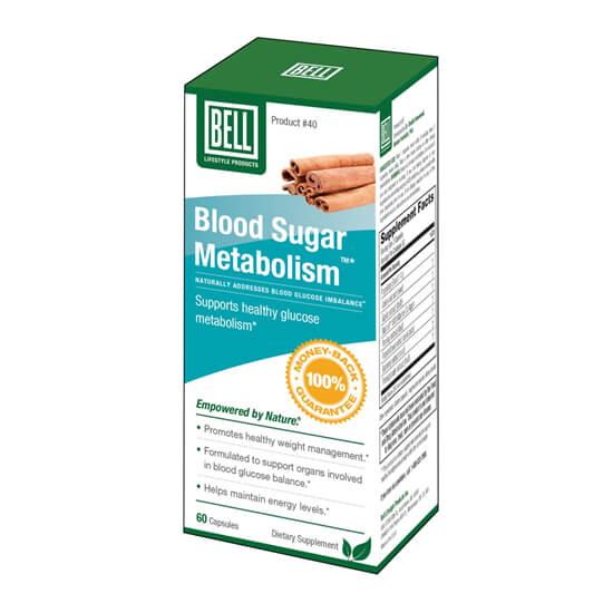 bell blood sugar metabolism