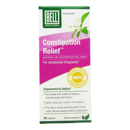 Bell Constipation Relief Capsule