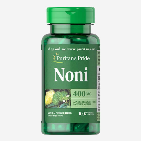Puritan's Pride Noni 400 mg - 100 Caps