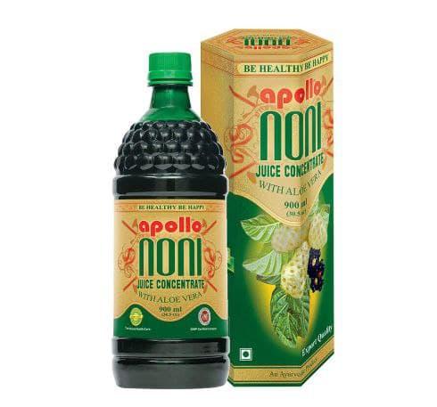 APOLLO NONI JUICE – NATURAL NONI FRUIT JUICE – HEALTH DRINK 900ML