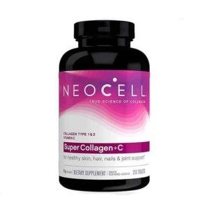 NeoCell Super Collagen Plus C -120 Tabs
